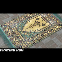Islamic Praying Rug