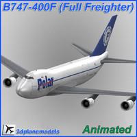 B747-400F Polar Air Cargo