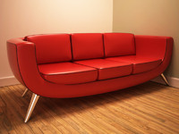 Big Shell Sofa