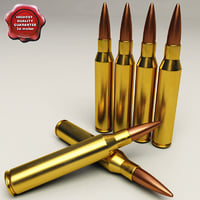 Cartridge .338 Lapua