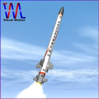3d india missile drdo aad model