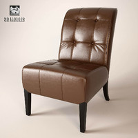 3d model chair andrew martin