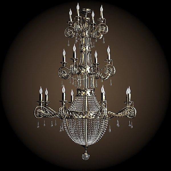 chandelier crystal luxury swarowski high big