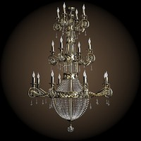 chandelier crystal luxury swarowski high big
