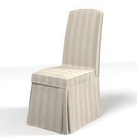 dining chair modern 3d model