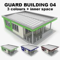 Guard building 04