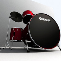 Musical drums, bateria musical