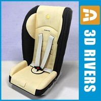 Infant car seat 06 by 3DRivers