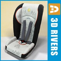 Infant car seat 07 by 3DRivers