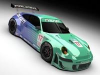 Falken Porsche GT2