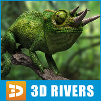 Chameleon by 3DRivers