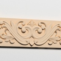 3ds frieze decor wall