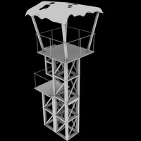 Shanty Town Guard Tower