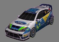 Ford Focus RS WRC04