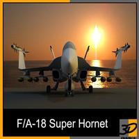 c4d f super hornet