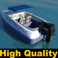 max boat motorboat motor