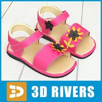 Kids shoes 24 by 3DRivers
