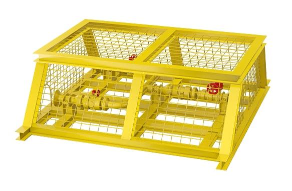 PLEM - Pipe Line End manifold