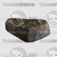rock slab 3d model