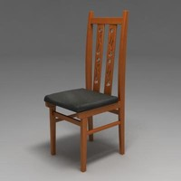 Chair Vray render