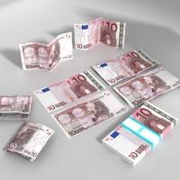10 euros - Europe Banknote