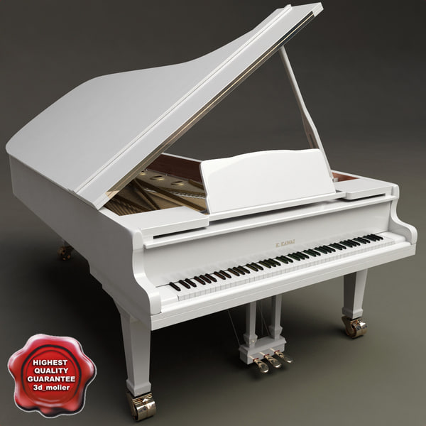White Grand Piano Pictures to Pin on Pinterest - PinsDaddy