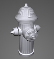 3d hydrant