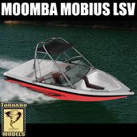 Moomba Mobius LSV Motorboat