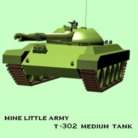 T-302 tank