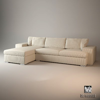 Fendi Domino Sofa