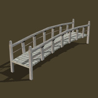bridge b3d ms3d 3d model