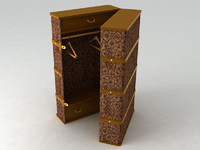 suitcase case 3d model