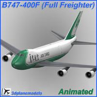 B747-400F Jade Cargo