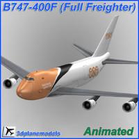 B747-400F TNT
