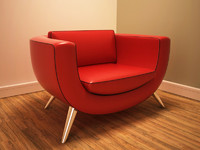 Big Shell Armchair