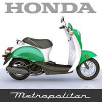 Honda Metropolitan 2012