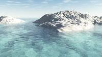 Island Terrain 01