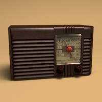 Philco Radio Antique
