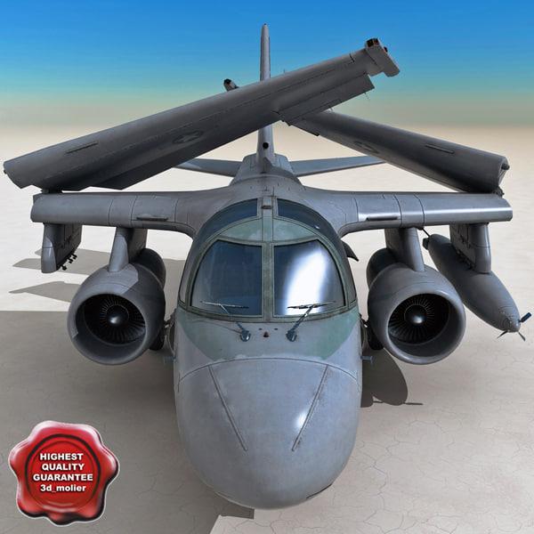 S-3B Viking Aircraft