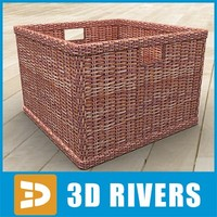 Woven basket by 3DRivers