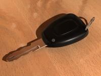3d model car key