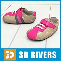 Kids shoes 12 by 3DRivers