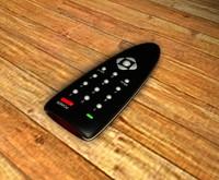 free remote control 3d model