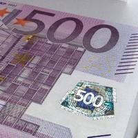 500 euros - Europe Banknote
