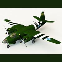 b-26 marauder lwo