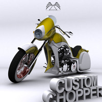 Custom Chopper 04