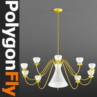 maya lamp 25