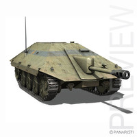 Maresal M-05 - Romanian tank hunter