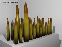 Rifle Ammo Package