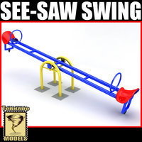 max see-saw swing